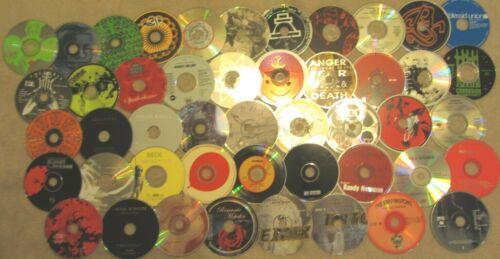 LOT OF 100 CD