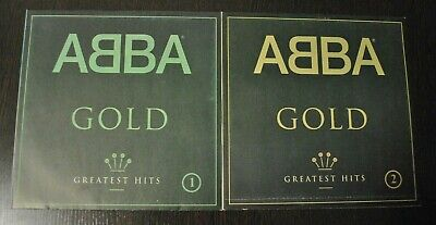 abba - gold greatest hits 2 lp vinyl russia