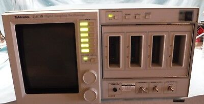 Tektronix Digital Sampling Oscilloscope 11801b