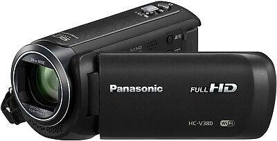 Videocamera Panasonic HC-V380 + Treppiede
