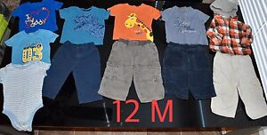 EUC Boys 12 m to 2T Lot. 73 items. Can sell separate lots