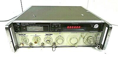Hp Hewlett Packard Model 8640b Signal Generator Option 001 - 003 - Free Shipping