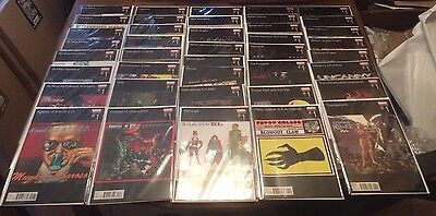 Marvel Hip Hop Variant Lot of 40 Different Covers! NM or better