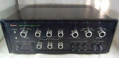 Vintage Sansui Solid State Stereophonic Amplifier AU-777A Japan- See Description