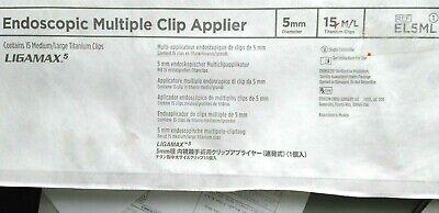 Ethicon El5ml Ligamax Multiple Clip Applier 5mm  Exp 2023-06-30