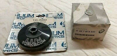 NOS OEM BMW OIL FILTER & WRENCH SET R1200GS R1200 GSA HP R 900 NINE T K 1600 RT