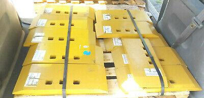 Pallet Of 18 Oem Caterpillar Edge Blades For Loader 3g-6395ca