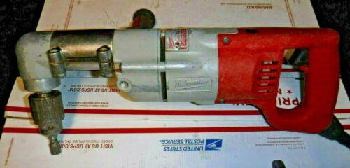 Milwaukee Heavy-Duty Model Right Angle Drill READ
