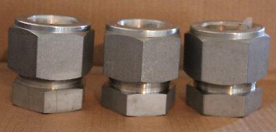 Swagelok 316 Stainless Steel Cap For 2 Tubing