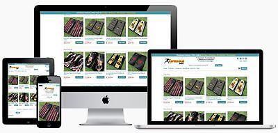 Enhanced Shopify Ecommerce Website Setups   Optional Aliexpress Drop Shipping