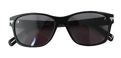 G- Star Raw Dünn Huxlex Schwarz Acetat Herren UV Schutz Sonnenbrille GS605S 001
