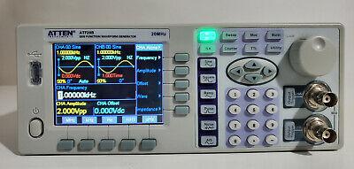 Atten Atf20b 2 Channel Function Generator