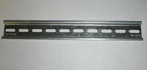 Hutschiene gelocht gal. verzinnt 35 x 7,5mm - 25cm lang NEU Industrieware
