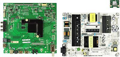 Hisense 43H6E Complete LED TV Repair Parts Kit VERSION 1 (SEE NOTE)