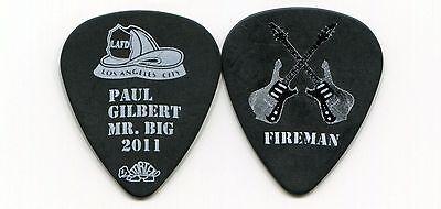 MR BIG 2011 What If Tour Guitar Pick!! PAUL GILBERT custom concert stage Pick #2