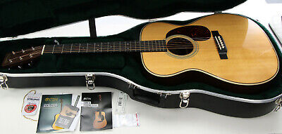 Martin 000-28 6-String Acoustic Guitar - Natural - Body Dents, Cosmetic Issues