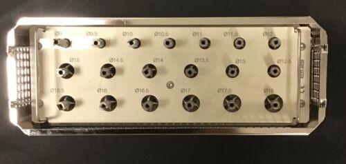 Stryker  Modular Bixcut Reamer Heads