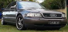 1995 Audi A8 Sedan Redcliffe Redcliffe Area Preview
