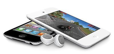 Apple iPod Touch 4th Generation Used - Tested - Black White - 8GB 16GB 32GB 64GB Black 4th Generation Ipod