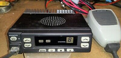 Kenwood TK-862G UHF/70 cm 25 Watt Mobile Radio  - Free Programming