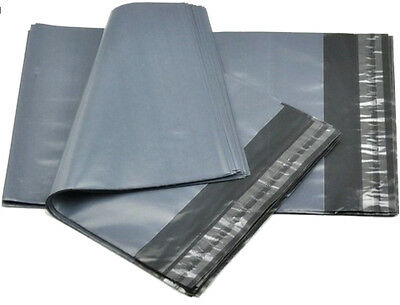 200 Pack 6×9″ Gray Poly Mailers Shipping Envelopes Self Sealing Durable Bags Business & Industrial