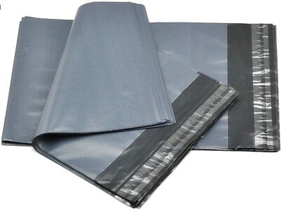 6×9″ Gray Poly Mailer Shipping Self-Sealing Envelopes 400 Pack Professional Mail Business & Industrial