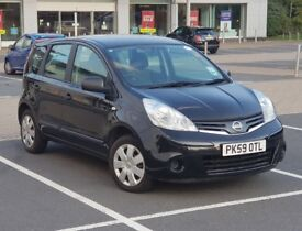 *NEW Facelift LOW Mileage* Nissan Note 1.4L, HPi Clear, FSH, 2 KEYS, Not toyota auris, suzuki swift