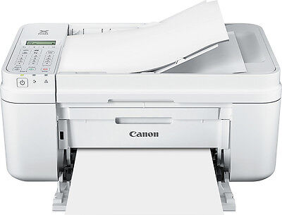 Canon - PIXMA MX492 Wireless All-In-One Printer - White
