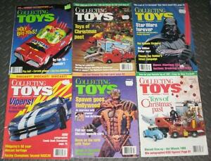 Action Figure & Toy Collecting Magazines from 1990s