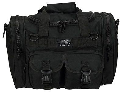 "15"" 1200cu.in. NexPak Tactical Duffel Range Bag TF115 BLACK"