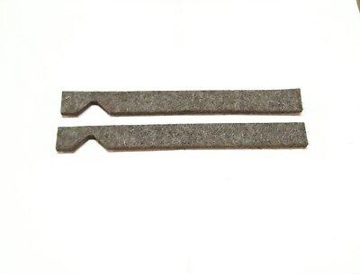 Tailstock Felt Wiper Set For 13 South Bend Metal Lathe Ways Machine New