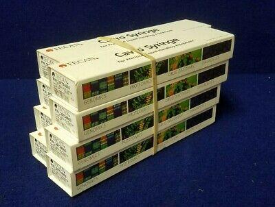 Lot Of 8 Tecan Cavro 250l Xlp Syringe 20734803 Hplc
