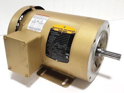 New Baldor Cem3550 Ac Electric Motor 1.5hp 1-12hp 230v 460v 3500rpm 56c