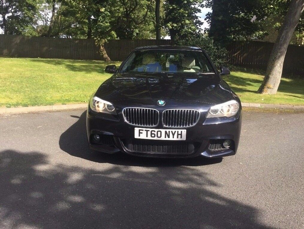 2011/60 BMW 535d M SPORT AUTO, SERVICE HISTORY, FULL MOT