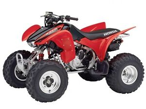 Looking for trx250 and 300ex