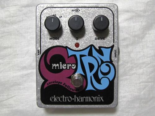 Used Electro-Harmonix EHX XO Micro Q-Tron Envelope Filter Guitar Effects Pedal