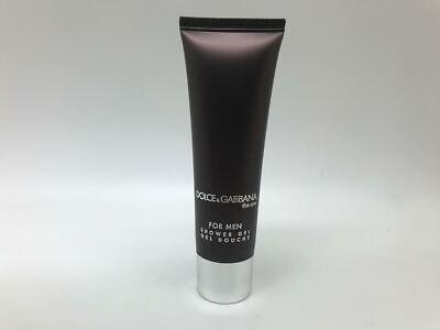 DOLCE & GABBANA The One For Men ~ Shower Gel 1.6oz NEW Dolce & Gabbana Gel Shower Gel
