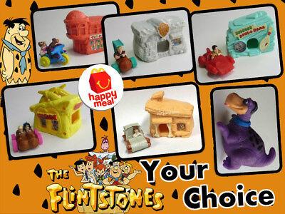 McDonald's 1994 FLINTSTONES MOVIE Flintstone WILMA Toys R Us Rubble YOUR CHOICE](Wilma Rubble)