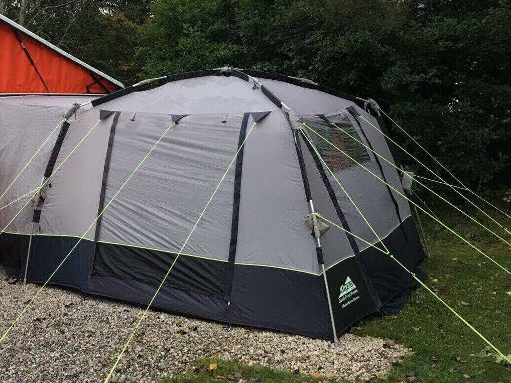 Khyam Motordome Classic Quick Erect Driveaway Awning   in ...