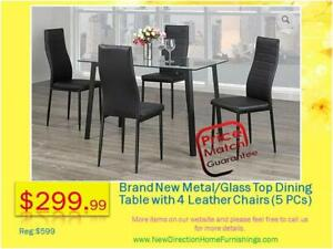 Super Inventory Blow Out SALE@New Direction Home Furnishings! Shop Today & Save More!