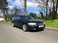 Volvo V70 2.4D Automatic 5DOOR - COMES WITH FULL MOT! - FULL SERVICE HISTORY!