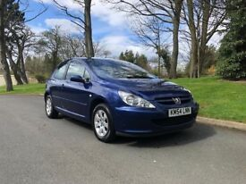 Peugeot 307 1.6 S 16V [AC] 3DR - COMES WITH LONG MOT! - PRICED COMPETITIVELY!