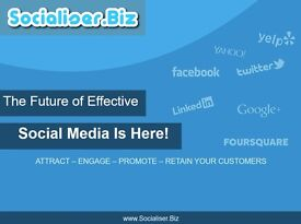 EXCITING SALES OPPORTUNITIES FOR A SOCIAL MEDIA MARKETING COMPANY