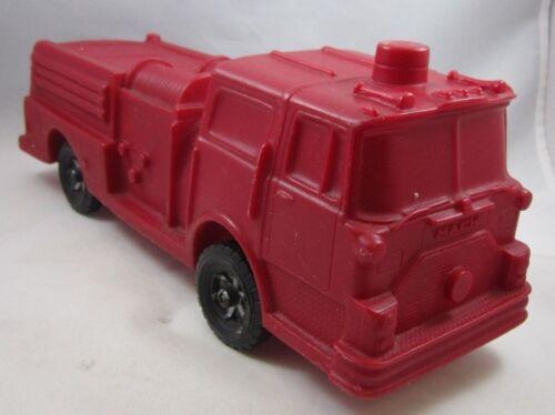 Vintage Keith Smykal Mack Fire Truck Bank