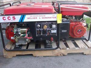 Generator & Welder