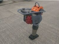BELLE TRENCH RAMMER/WACKER PLATE (170mm Narrow Foot Fitted)