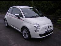 2010 Fiat 500 1.2 POP Only £30 Per Year Road Tax