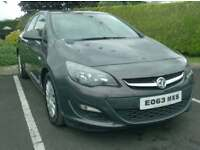 2013 Vauxhall Astra 1.7Cdti, One Owner, Free tax, Full History, Choice of 3.