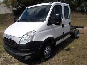Iveco Daily 50C 17/18 3750mm Short Wheel base Cab chassis Glanmire Gympie Area Preview