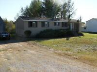 Mini Home on 2-1/2 acres NEW PRICE